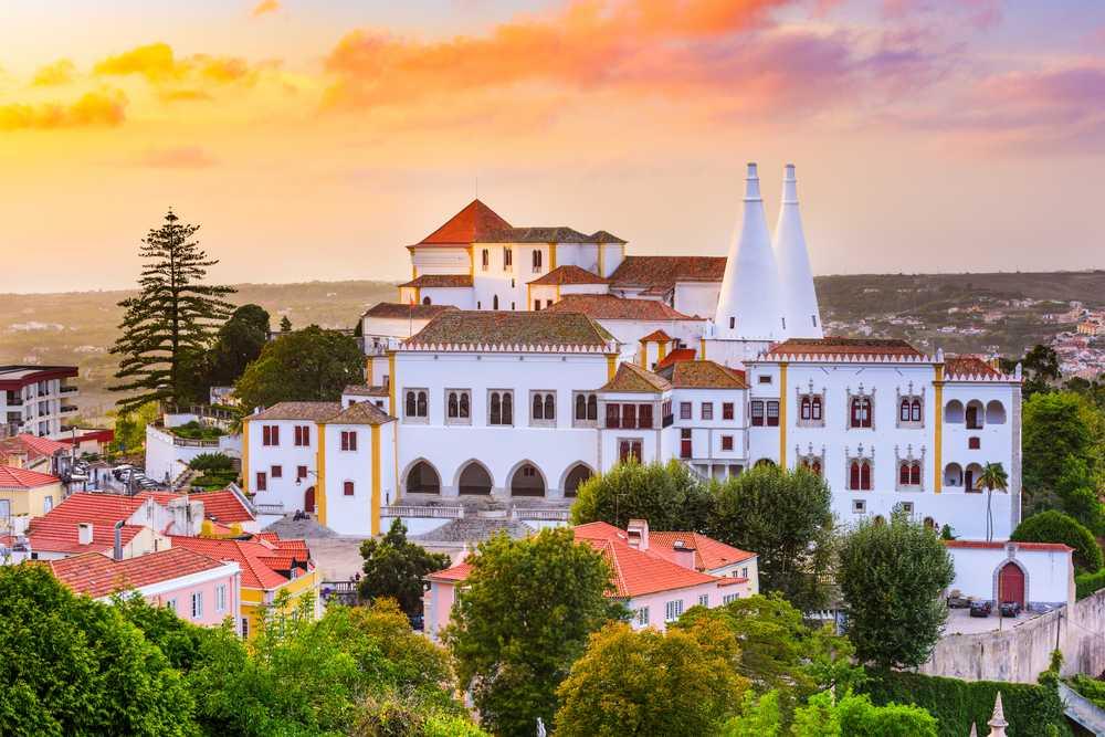 Palácios Reais de Sintra | Tour Regular de Dia Inteiro com Almoço