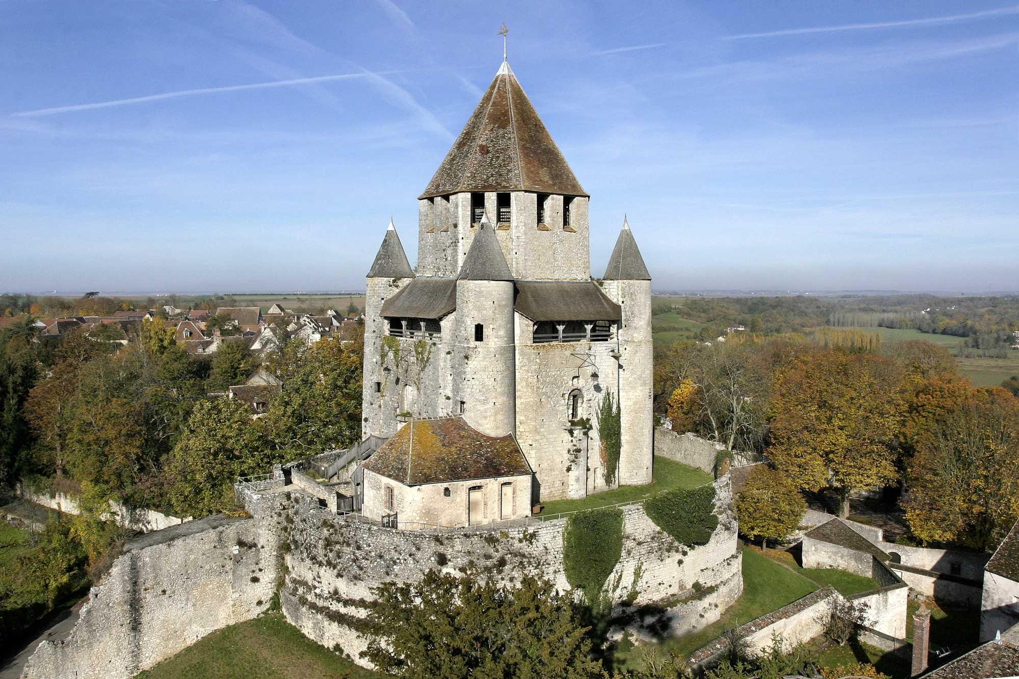Cidade Medieval de Provins - Tour regular de meio dia