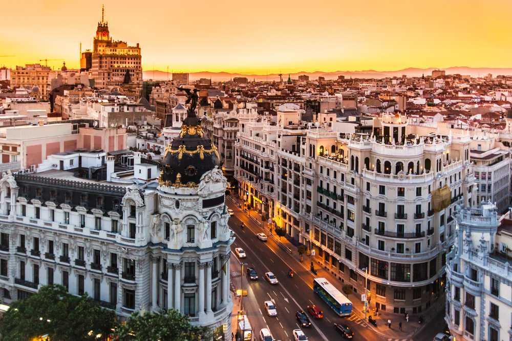 Madrid   Tour Privativo Noturno