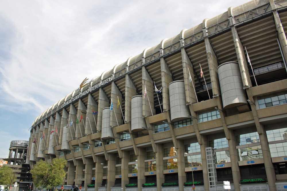 Madrid   Tour Santiago Bernabeu (Só Entrada)