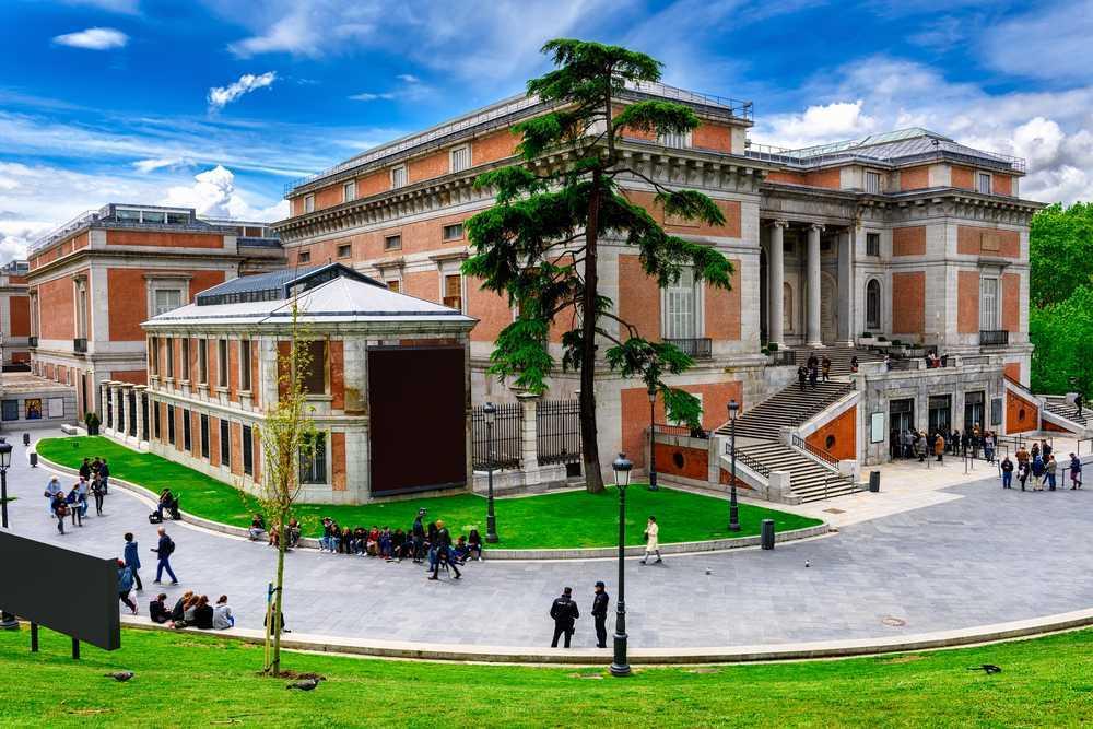 Madrid   Walking Tour Prado, Thyssen e Reina Sofia