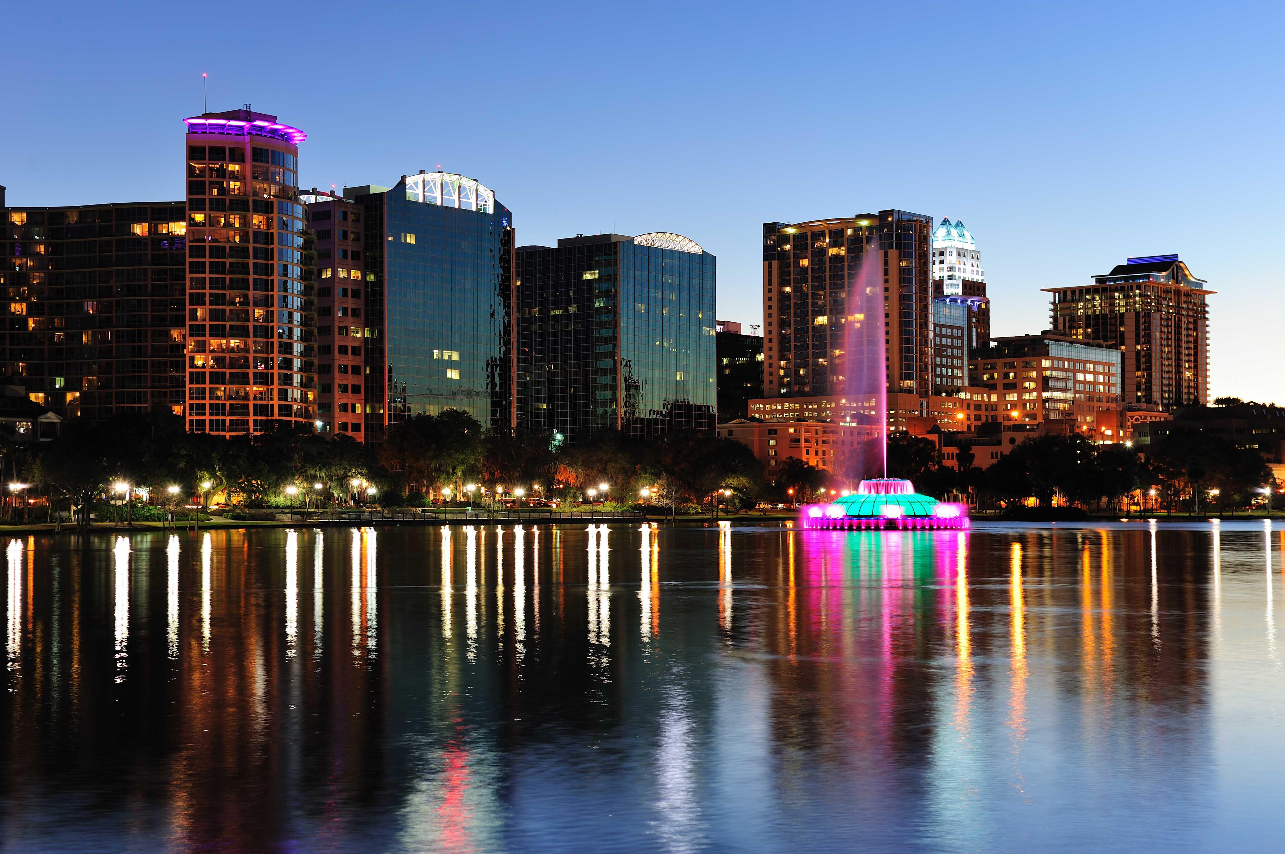 O Melhor da Flórida - Saindo de Orlando