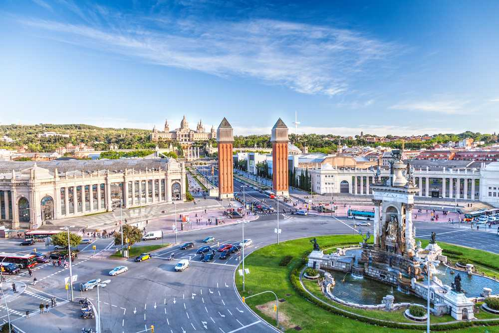 Barcelona - Barcelona Highlights +  Artística   Tour Regular de Dia Inteiro